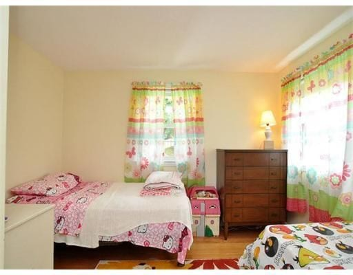 Little Girl's Bedroom Before Makeover