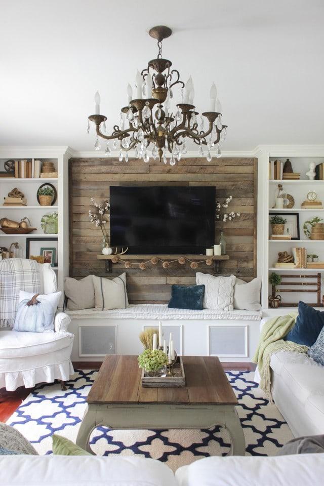 all family room decor - Shades of Blue Interiors