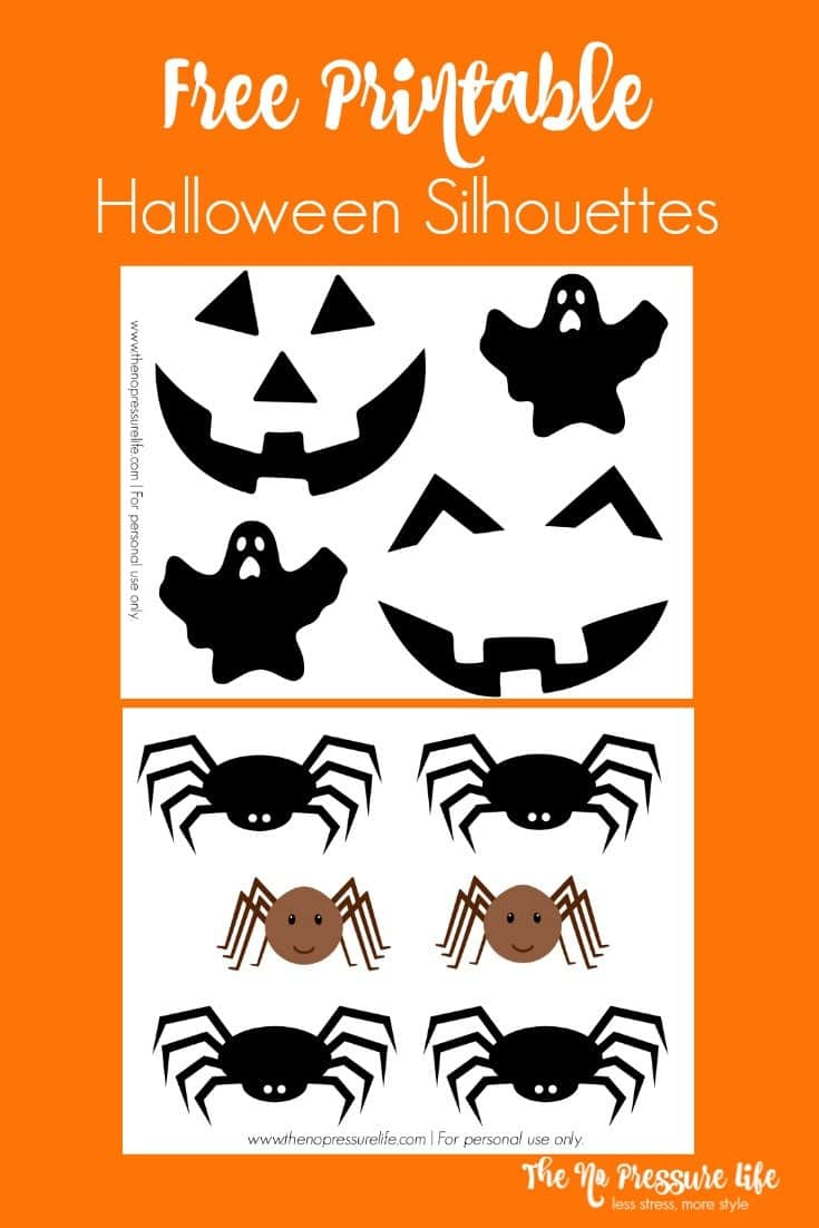 These free pumpkin decorations are so cute! Just print, cut, and paste onto your pumpkin. Great pumpkin decorating idea for kids!