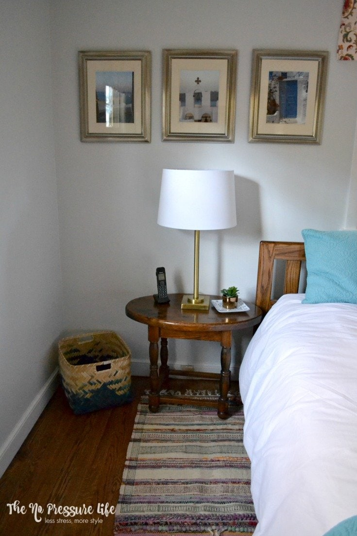 Eclectic Guest Room Makeover