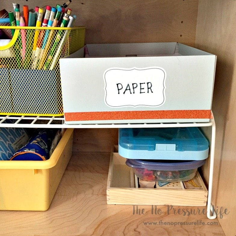 Organize Paper with Shoebox