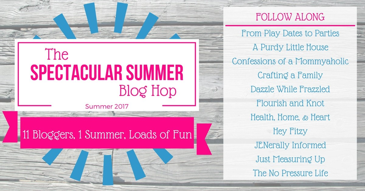 Spectacular Summer Blog Hop