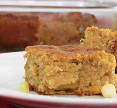 Easy Huminta Bolivia corn cake