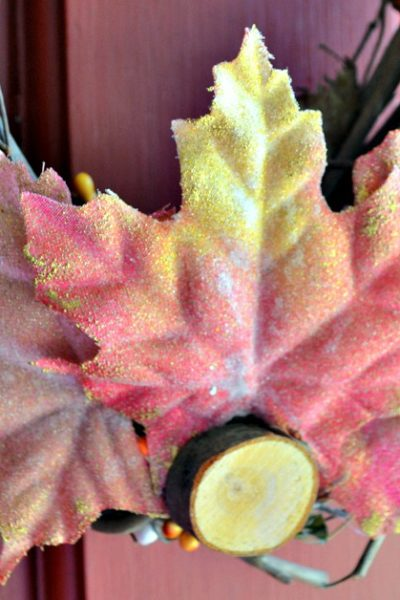 How to Make an Easy DIY Fall Wreath