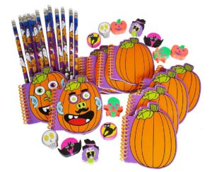 Non-Candy Halloween Treats for Kids - notepad sets