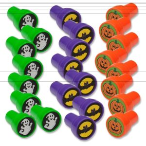Non-Candy Halloween Treats for Kids - stampers