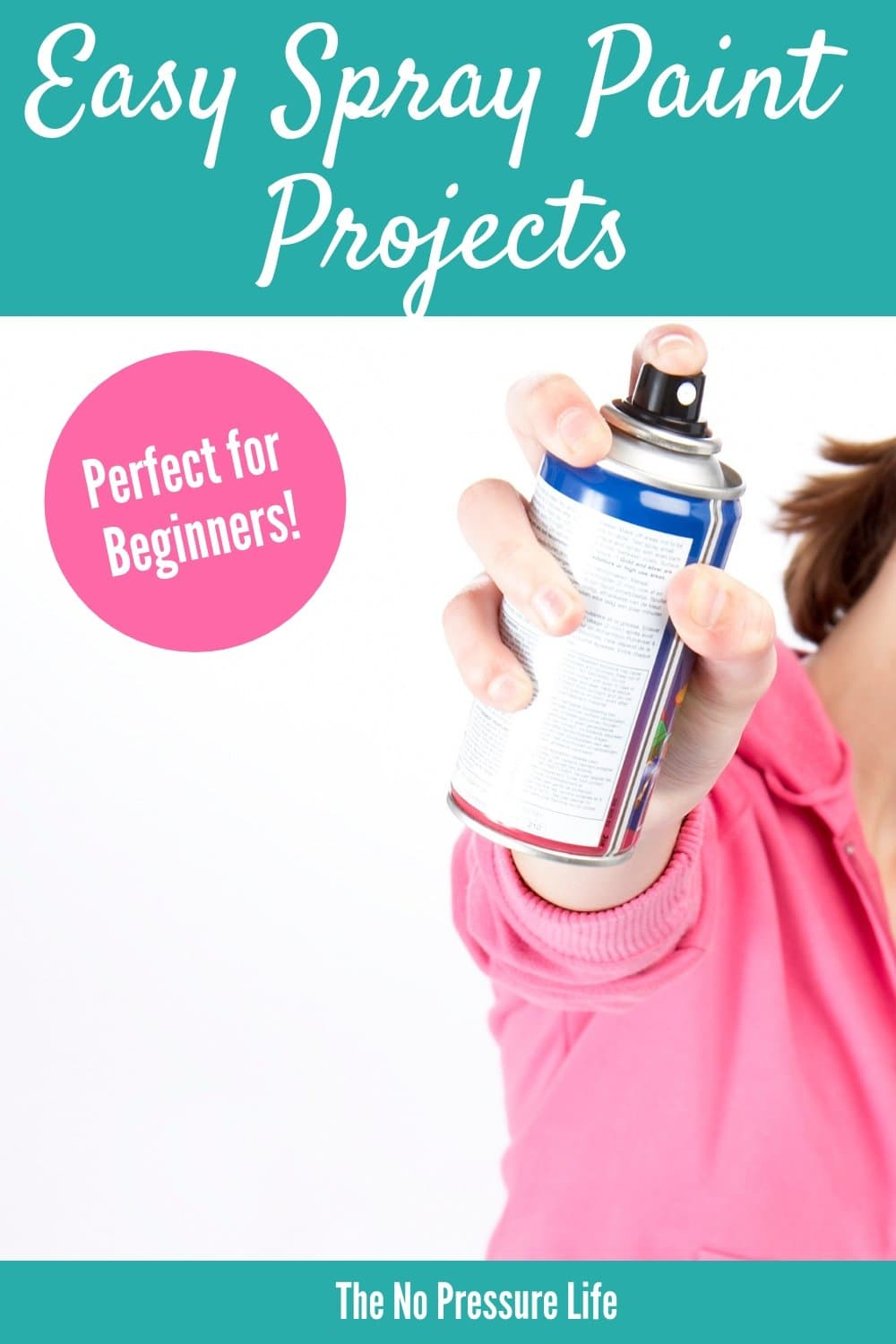 DIY spray paint ideas and weekend projects