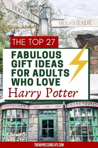 Harry Potter Gift Ideas for Grown-ups