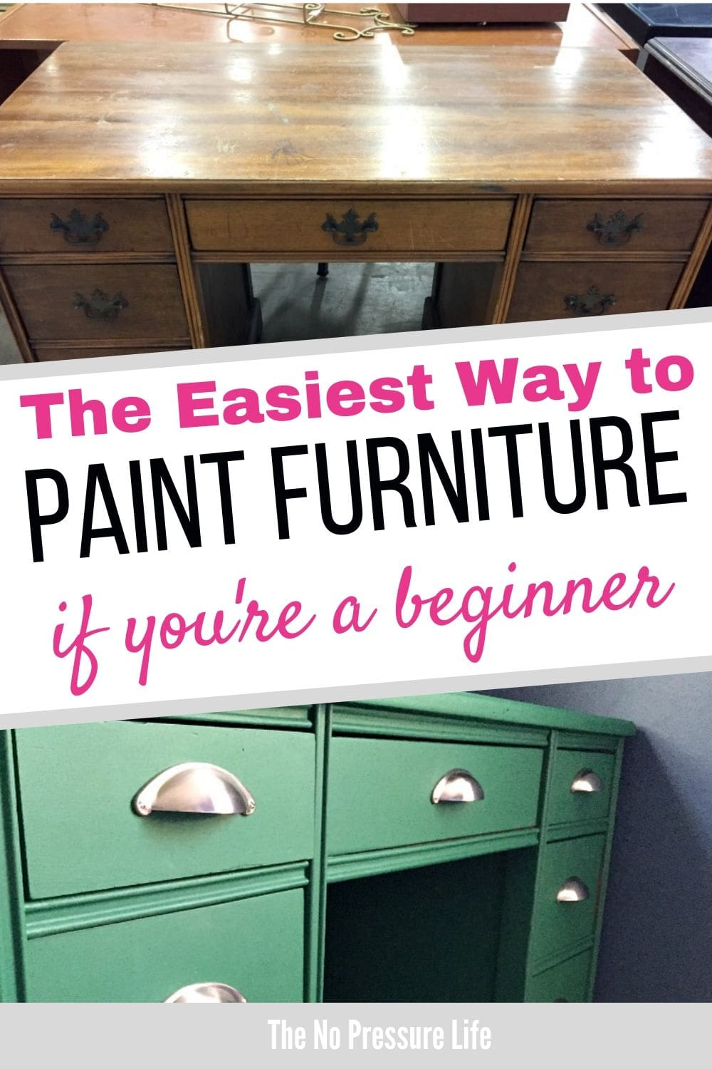furniture painting tips for beginners