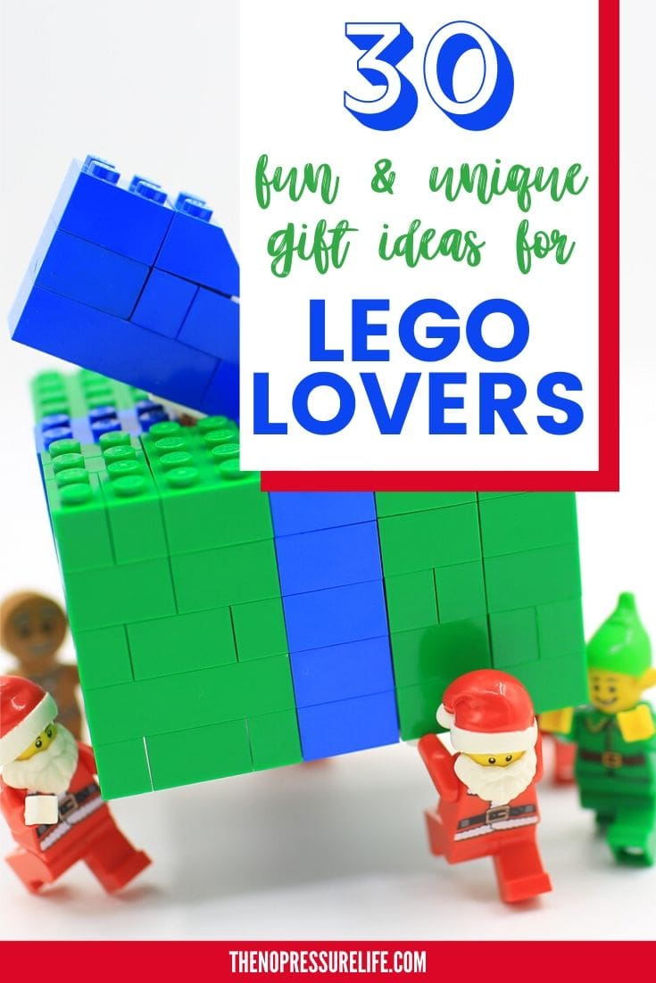 LEGO gifts for LEGO lovers