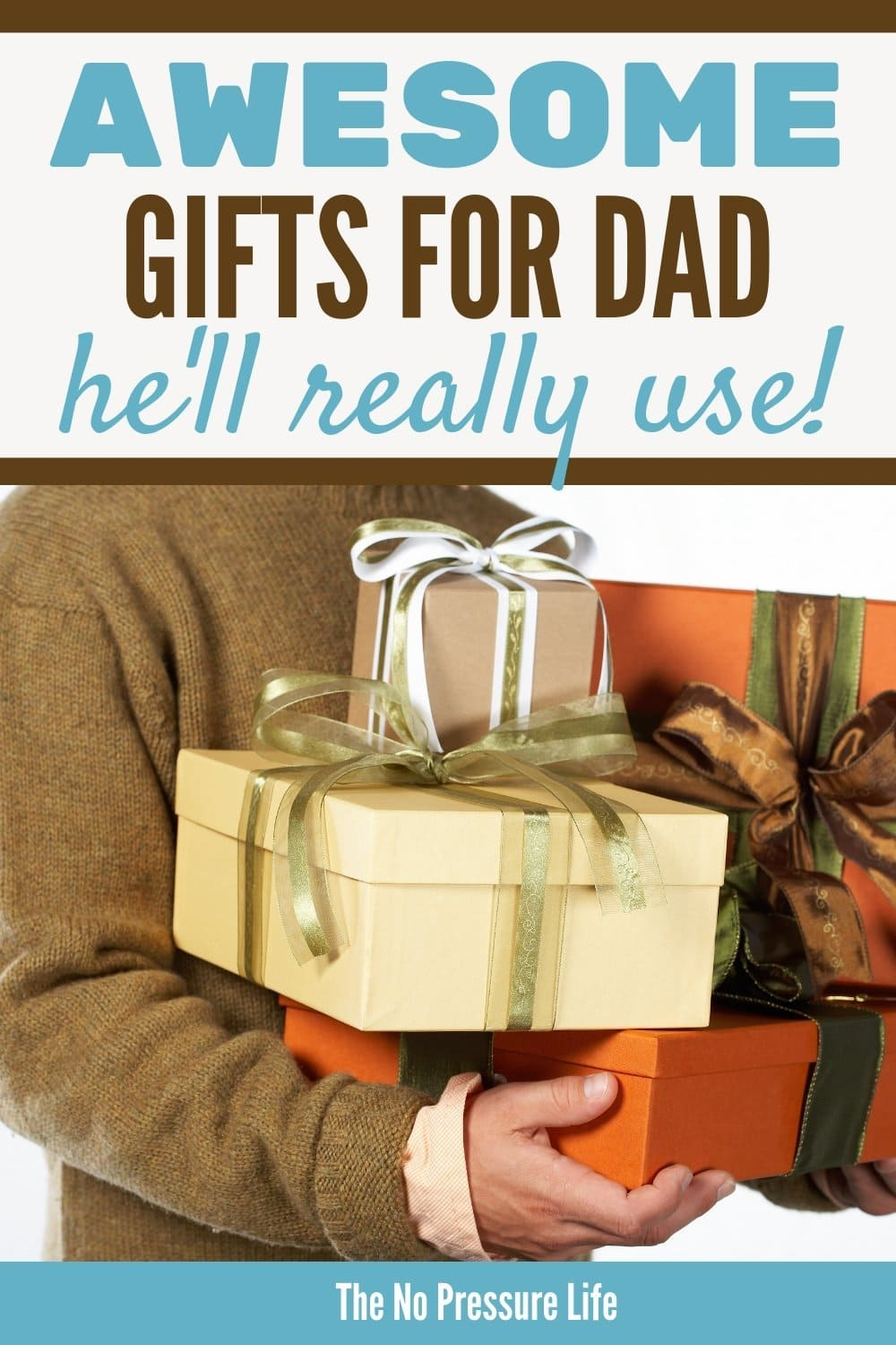 Practical Gift Ideas for Dad and Grandpa