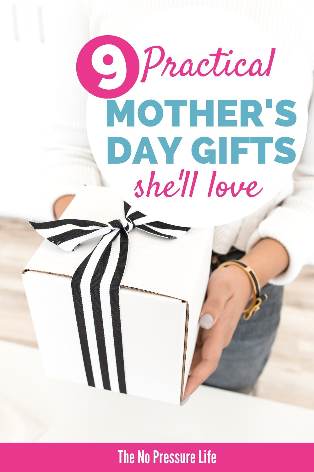 Practical gifts for mom - Mother's Day gift ideas