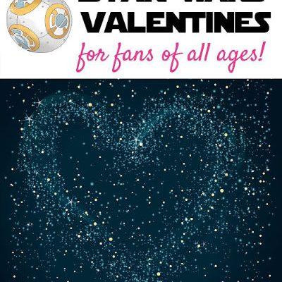 Star Wars Valentines Day Card Ideas